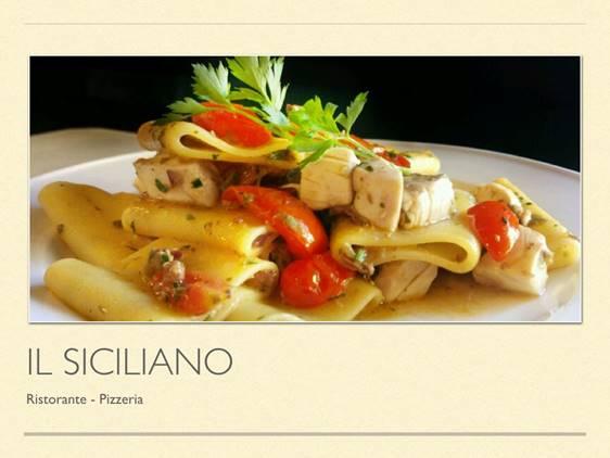 ristorante piatti tipici siciliani a Messina